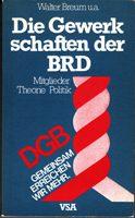 Die Gewerkschaften der BRD - Mitglieder