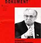 Dokument 1 - Zeitgeschichtliches Dokument für Abonnenten des SPIEGEL April 1990