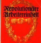 Revolutionäre Arbeitereinheit - Eisenach