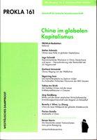 Prokla 161 - Zeitschrift für kritische Sozialwissenschaft. Thema: China im globalen Kapitalismus