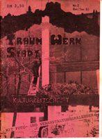 TraumWerkStadt - Kulturzeitschrift Nr. Null und Nr. 2