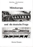 Mitteleuropa und die deutsche Frage