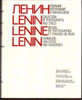 Lenin - Sammlung von Fotos und Filmszenen in zwei Bänden. Band Eins: Fotos