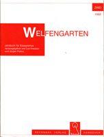 Welfengarten - Jahrbuch für Essayismus Zwei (2)