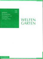 Welfengarten - Jahrbuch für Essayismus Vier (4)