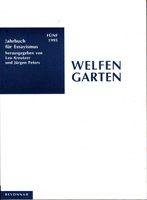 Welfengarten - Jahrbuch für Essayismus Fünf (5)
