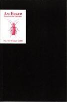 Am Erker - Zeitschrift für Literatur Nr. 40 - Winter 2000