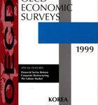 OECD Economic Surveys - Korea 1998-1999