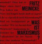 Was ist Marxismus?