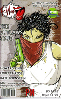 The F-Word Issue # 3 ´08 - The Outlaws Issue. A feminist handbook for the revolution