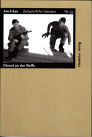 Am Erker - Zeitschrift für Literatur Nr. 53 - Dienst an der Waffe