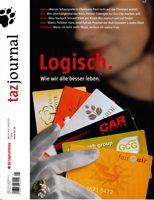 taz-journal Logisch - Wie wir alle besser leben