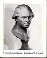 Gotthold Ephraim Lessing 1729 bis 1781 - Aussetllung im Lessinghaus Herzog August Bibliothek Wolfenbüttel