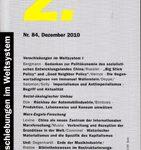 Z. - Zeitschrift Marxistische Erneuerung Nr. 84