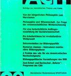 Facit - Beiträge zur marxistischen Theorie und Politik 28