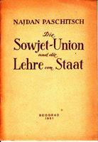 Die Sowjet-Union und die Lehre vom Staat