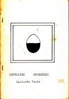 Gefülltes Spiegelei - Lyrische Texte