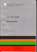 Arbeitspapiere und Materialien Nr. 40: Bremer Russland-Aktivitäten