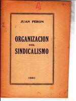 Organizacion del sindicalismo