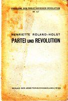 Partei und Revolution