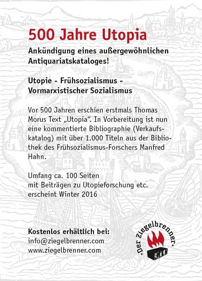500 Jahre Utopia